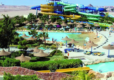 Titanic Beach And Aqua Park Hotel In Hurghada Contoursegypt Com
